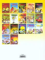Les Bidochon T.8; Vent Du Soir - 4ème de couverture - Format classique