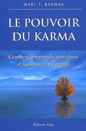 Pouvoir Du Karma (Le) - Couverture - Format classique