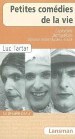 Petites comedies de la vie - Couverture - Format classique