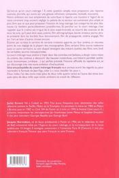 Une Encyclopedie Du Court-Metrage Francais - 4ème de couverture - Format classique