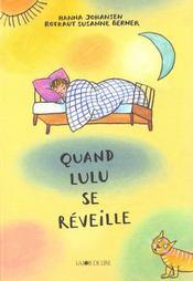 Quand Lulu Se Reveille - Intérieur - Format classique