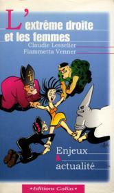 L'Extreme Droite Et Les Femmes - Couverture - Format classique