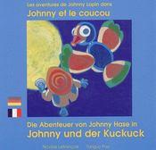 Johnny Et Le Coucou Francais Allemand - Couverture - Format classique
