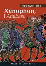 Xénophon, l'anabase - Couverture - Format classique