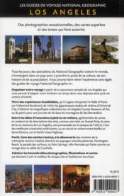 Los Angeles - 4ème de couverture - Format classique
