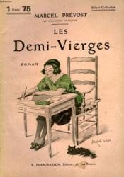 Les Demi-Vierges. Collection : Select Collection N° 106 - Couverture - Format classique