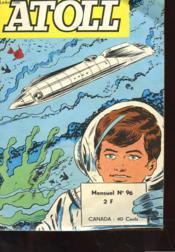 Atoll - Mensuel N°96 - Atlas - Couverture - Format classique