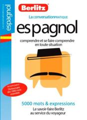Guide de conversation espagnol - Couverture - Format classique