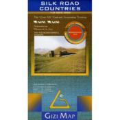 Vente livre :  Silk road countries  1/3m (geographical)  - Xxx