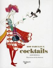 200 Fabuleux Cocktails - Intérieur - Format classique