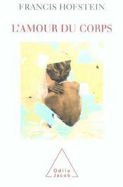 L'amour du corps - Intérieur - Format classique