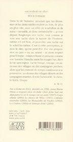 Tour d'italie, récits de voyage - 4ème de couverture - Format classique