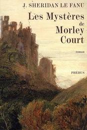 Les mystères de Morley Court - Intérieur - Format classique