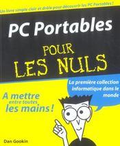 Pc Portable - Intérieur - Format classique