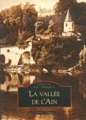 La vallée de l'Ain - Couverture - Format classique