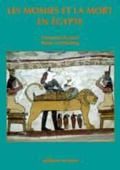 Les Momies Et La Mort En Egypte - Couverture - Format classique