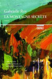 La Montagne Secrete - Couverture - Format classique