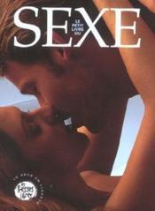 Le petit livre du sexe - Couverture - Format classique