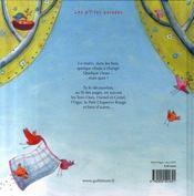 Grand ménage de printemps - 4ème de couverture - Format classique