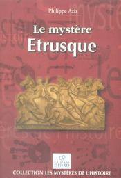 Le mystere etrusque - Intérieur - Format classique