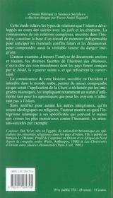 Juifs Et Chretiens Sous L'Islam. - 4ème de couverture - Format classique