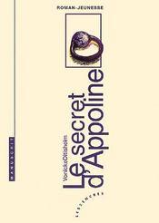 Le Secret D'Appoline - Intérieur - Format classique