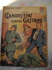 Clandestins Contre Guestapo - Couverture - Format classique