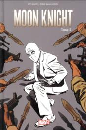 Moon Knight all-new all-different T.3  - Jeff Lemire - Greg Smallwood