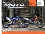 Rmt 117.1 Ktm 250/300 Yamaha Wr 400 - Couverture - Format classique