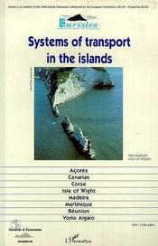 Les Systemes De Transport Dans Les Iles - Intérieur - Format classique