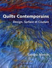 Quilts Contemporains - Intérieur - Format classique