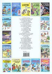Le Reveil Du Mirmidon - 4ème de couverture - Format classique