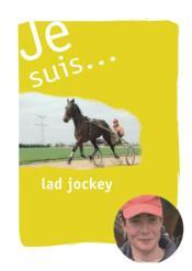Je suis... ; lad-jockey - Couverture - Format classique