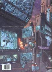 Blackhole T.1 ; Star Epidemy - 4ème de couverture - Format classique