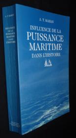 Influence de la puissance maritime dans l'histoire - Couverture - Format classique