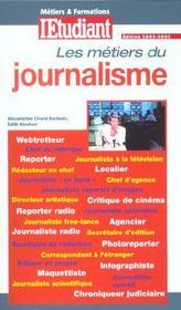 Les métiers du journalisme - Intérieur - Format classique