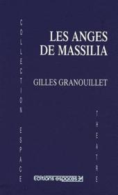 Les anges de Massilia - Couverture - Format classique
