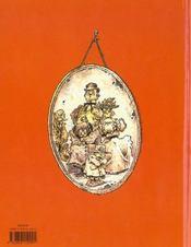 Carmen Cru T.4; Ni Dieu Ni Maitre - 4ème de couverture - Format classique