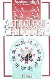 Astrologie chinoise - Intérieur - Format classique
