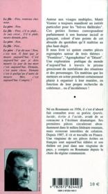 Attention Aux Vieilles Dames - 4ème de couverture - Format classique