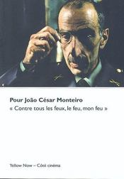 Pour Joao Cesar Monteiro - Intérieur - Format classique