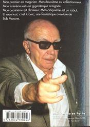 Krouic - 4ème de couverture - Format classique