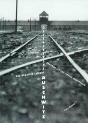 Destination Auschwitz - Couverture - Format classique