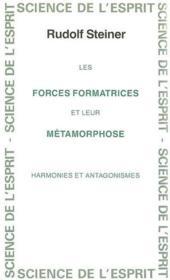 Forces Formatrices (Ear) - Couverture - Format classique