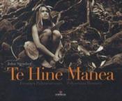 Te hine manea ; femmes polynesiennes - Couverture - Format classique