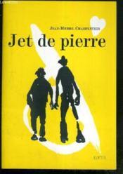 Jet De Pierre - Couverture - Format classique