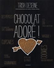 Chocolat adore! - Couverture - Format classique
