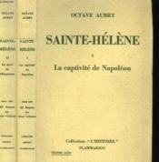 Napoleon Et Son Temps. Sainte - Helene. En 2 Tomes. - Couverture - Format classique
