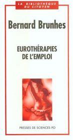 Eurotherapies De L Emploi - Intérieur - Format classique