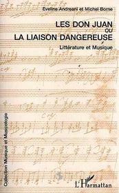 Les Don Juan Ou La Liaison Dangereuse - Intérieur - Format classique